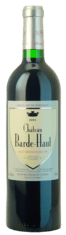 2001-CHATEAU-BARDE-HAUT-Grand-Cru-Saint-Emilion thumbnail