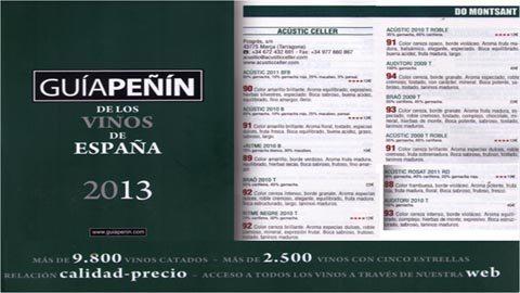 Guiapenin 2013 - Acustic Cellar - Monsant