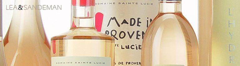 Rosé banner - Lea & Sandeman