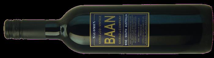 2011-BAAN-SHIRAZ-Co-Salomon-Estate-Bottle pic-lea and sandeman