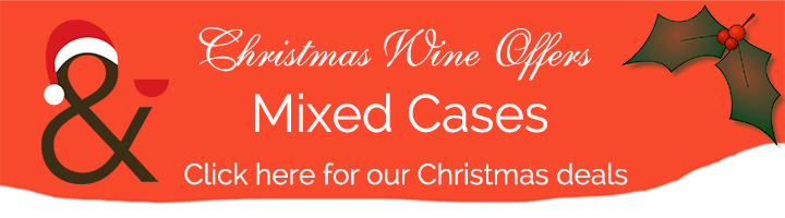 Christmas Wine & Champagne Mixed Case Offers - Lea and Sandeman Independent Wine Merchants