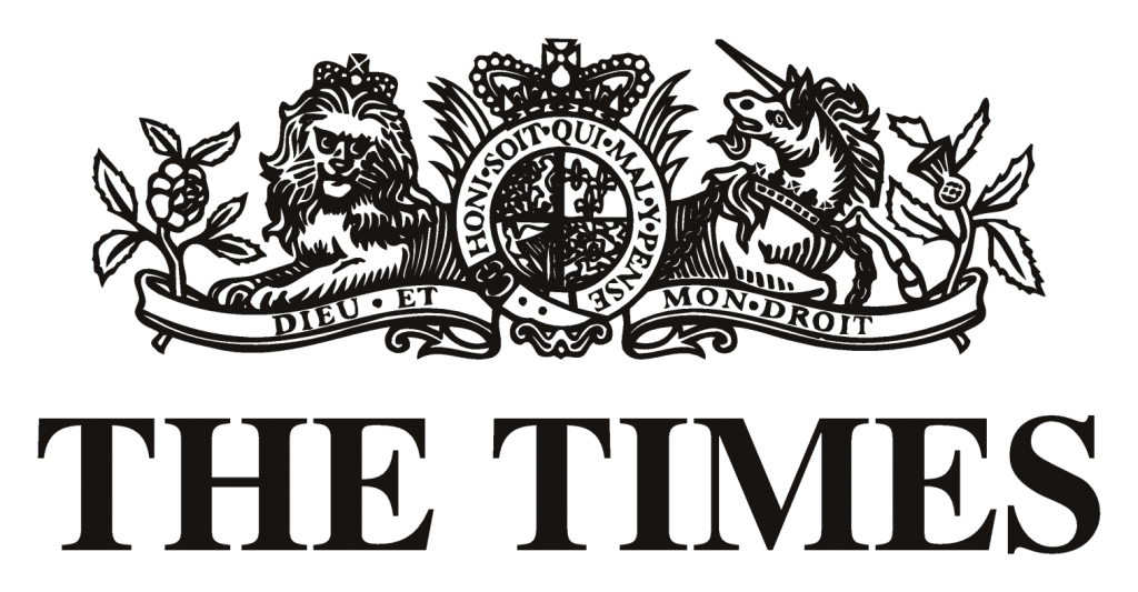 the-times-logo-lea and sandeman wine merchants
