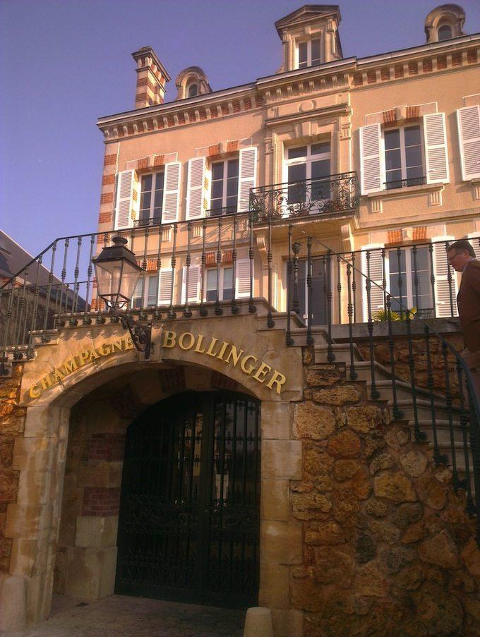 Bollinger Champagne House