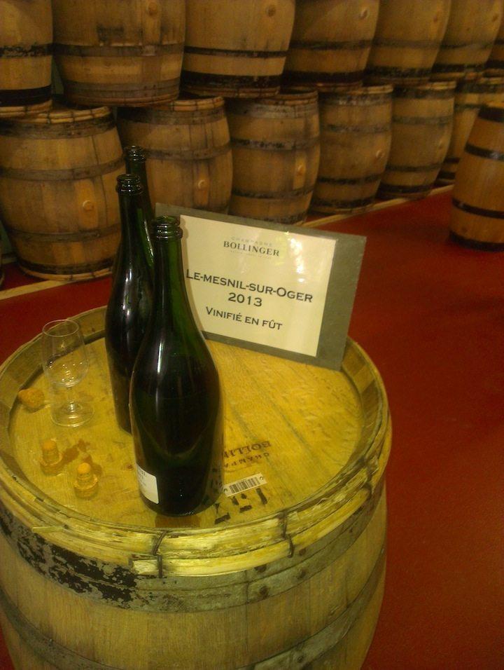 Bollinger Vins Clairs