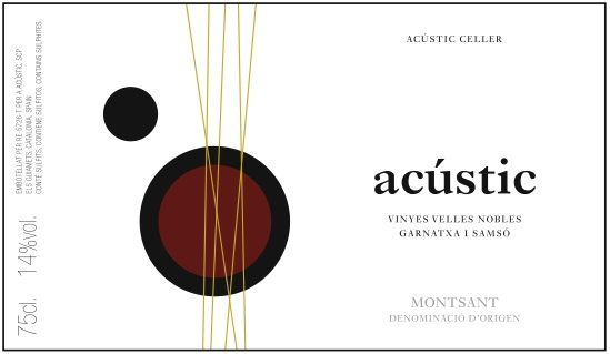 acustic cellar - top wine producer Monsant
