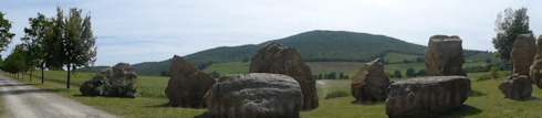 Monteti Rocks