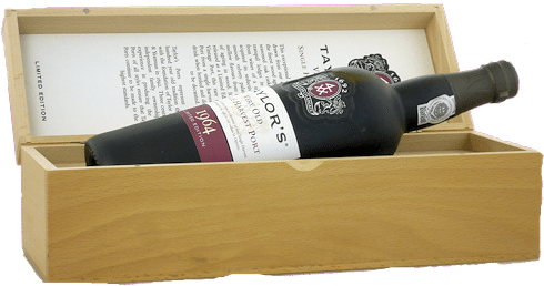 Taylor's 1964 Single Harvest Port