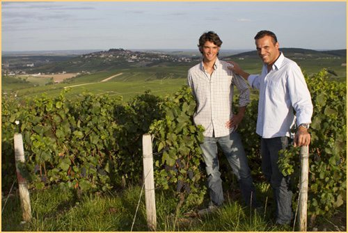 Jean-Yves and Matthieu Delaporte