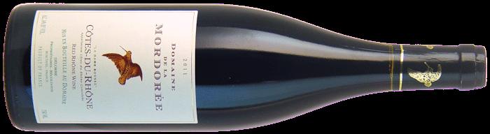 2011-COTES-DU-RHONE-Rouge-La-Dame-Rousse-Domaine-de-la-Mordoree