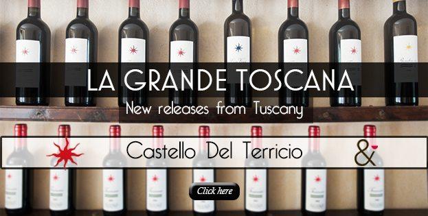 Castello del Terriccio New releases
