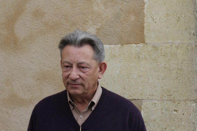 Jean-Hubert Delon of Chateau Nénin