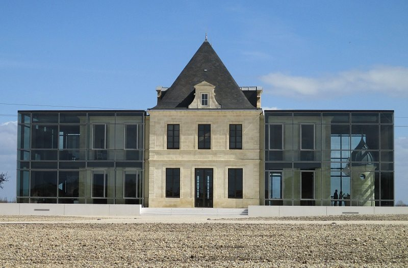 Château Pedesclaux's incredible new-look