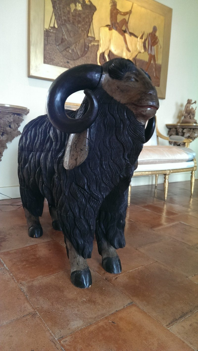 The Ram at MOUTON Rothschild