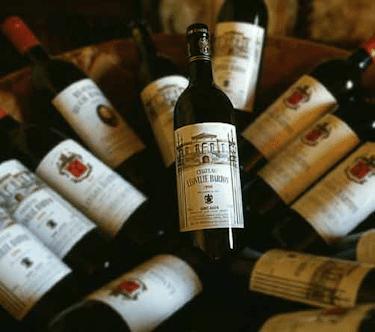 Leoville Barton Bottles
