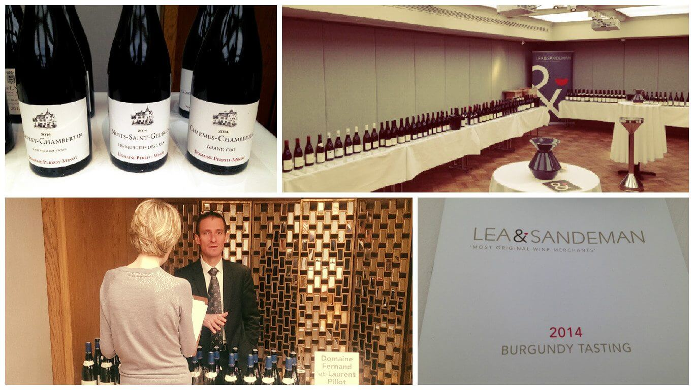 L&S 2014 Burgundy Tasting at 67 Pall Mall