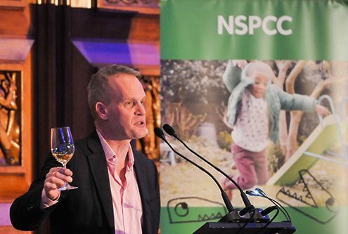 NSPCC City Fine Wine: Tim Atkin MW