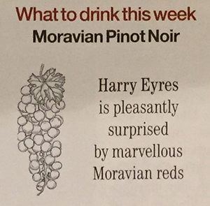 Marvellous Moravian Reds