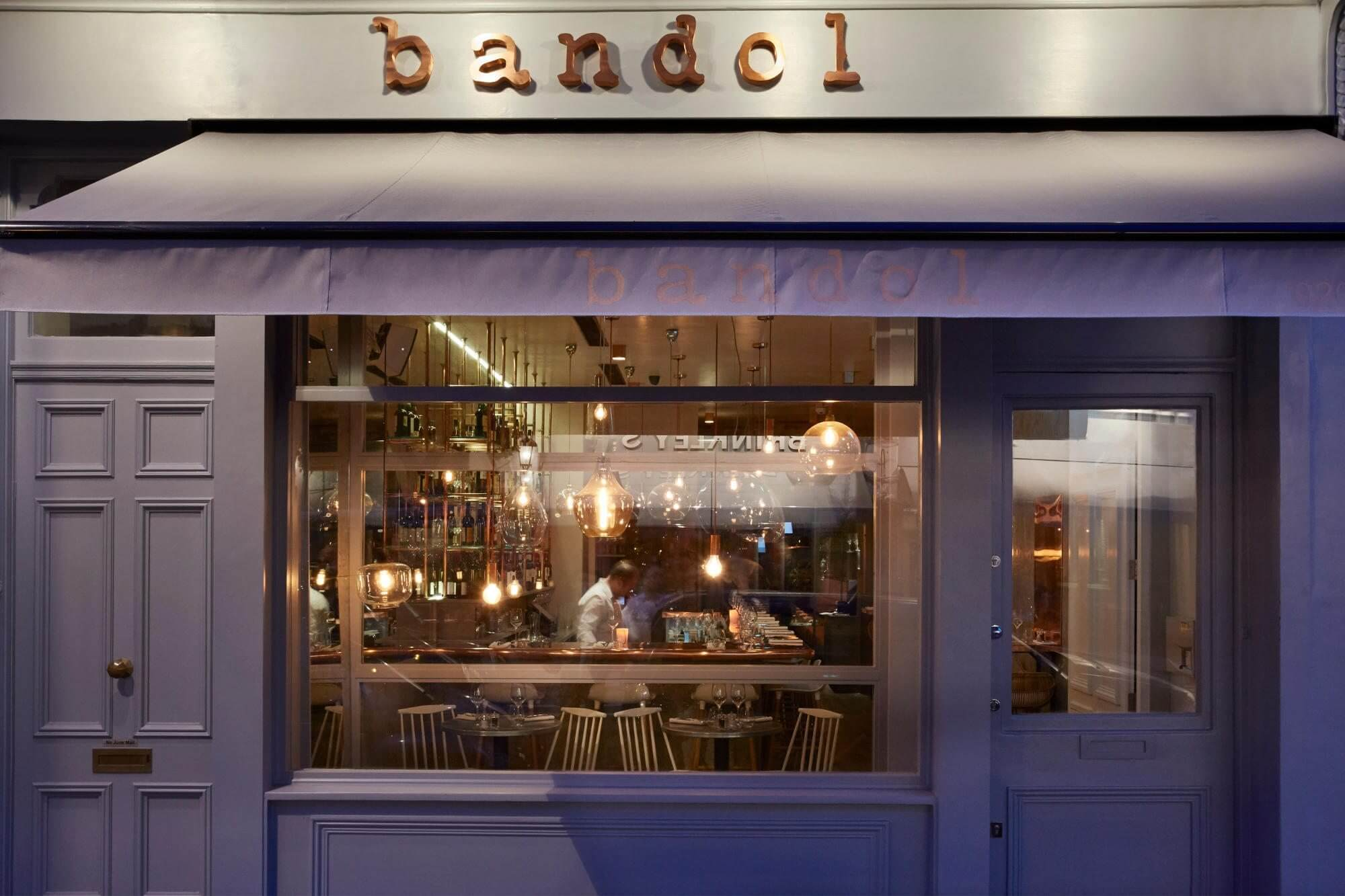Bandol Restaurant Exterior