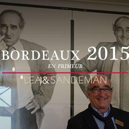 2015 Bordeaux En Primeur - Charles Chevalier