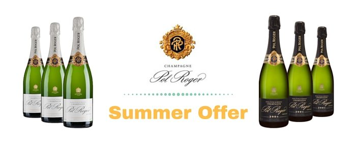 Pol Roger Summer Special Email
