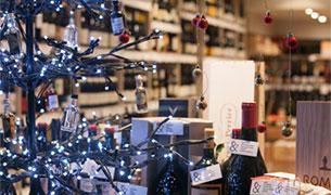Chelsea Christmas Shop Window