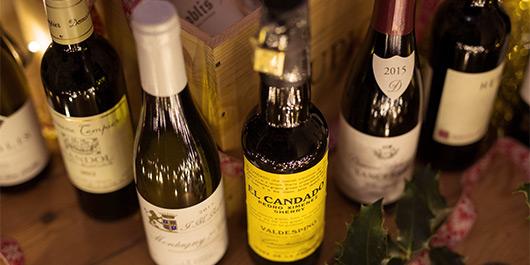 Christmas Half Bottle Selection