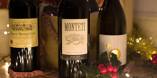Christmas Magnum Wine Selection