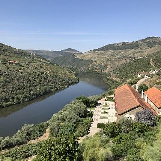 Douro River, Quinta da Romaneira, Portugal