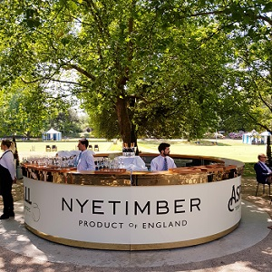 Nyetimber at Hurlingham