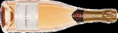 COATES & SEELY Rosé Brut Britagne