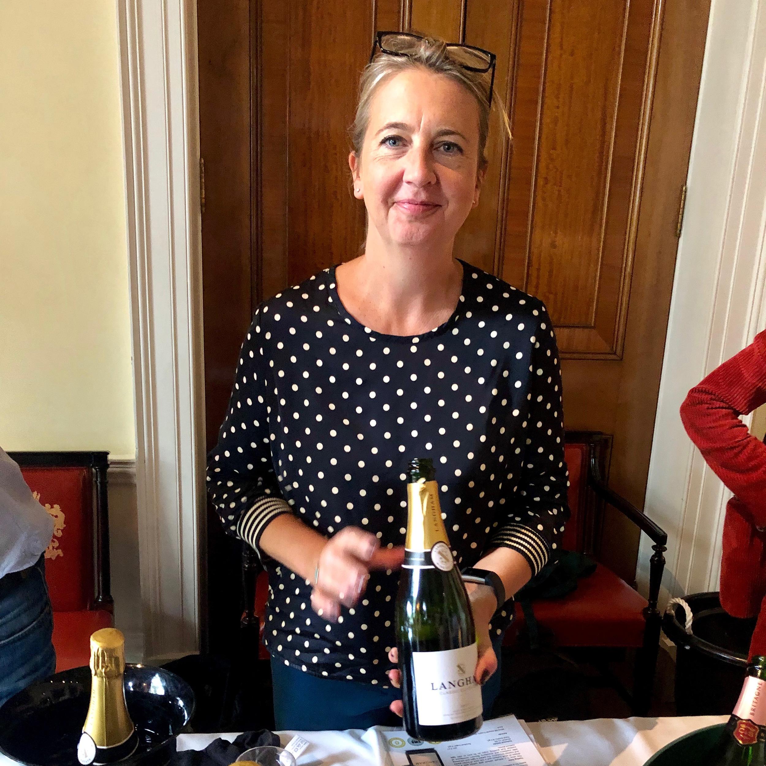 Caroline Gitsham from Langham