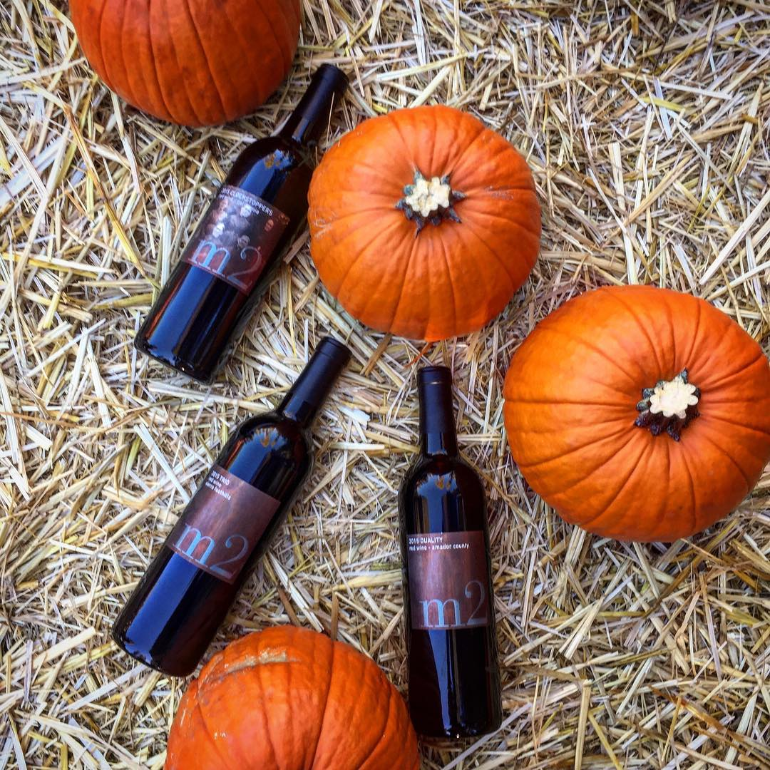 M2 Wines Pumpkin