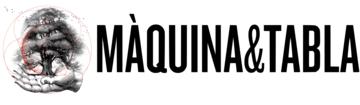 Maquina y tabla logo