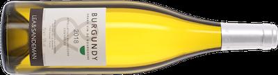 2018 LEA & SANDEMAN White Burgundy Bourgogne Blanc