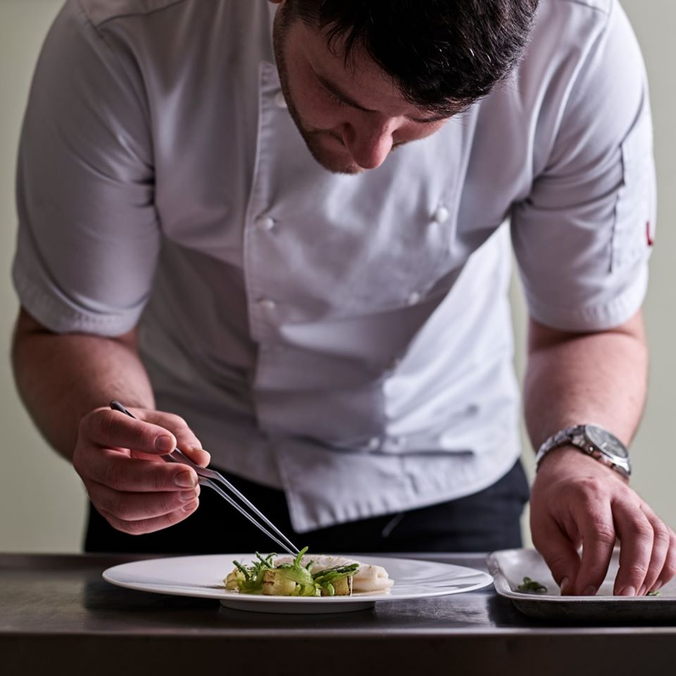 Matthew Whitfield chef Montagu Arms Beaulieu