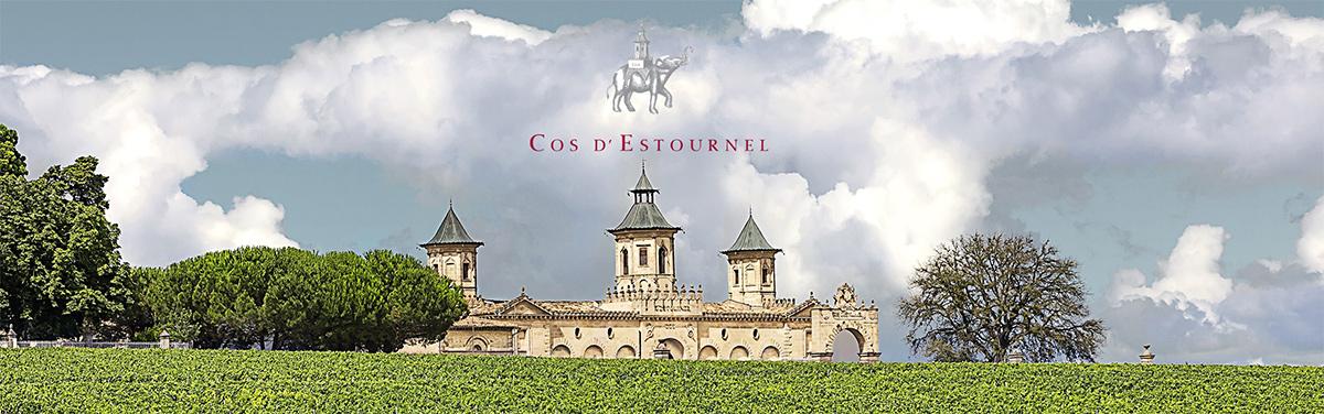 Chateau Cos d'estrounel