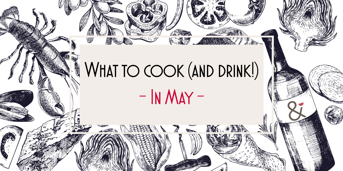 What to cook and drink may