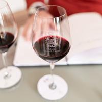 Gruaud Larose wine glass