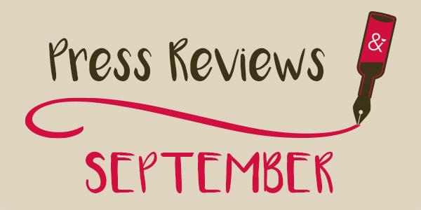 Press Reviews september