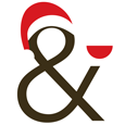 christmas ampersand