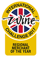 IWC Regional Wine Merchant of the Year London Medal