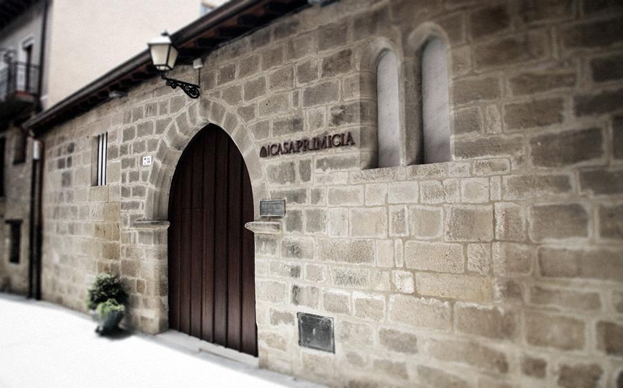 Bodegas casa primicia rioja spain - Bodegas casa primicia ...