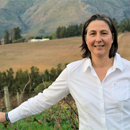 Rianie Strydom - Haskell Vineyards