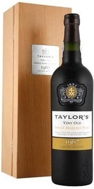 1967 TAYLOR Very Old Single Harvest, Lea & Sandeman