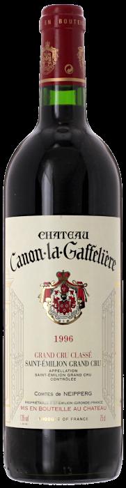 1996 CHÂTEAU CANON LA GAFFELIÈRE Grand Cru Classé Saint Emilion, Lea & Sandeman