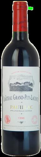 1996-CHÂTEAU-GRAND-PUY-LACOSTE-5ème-Cru-Classé-Pauillac