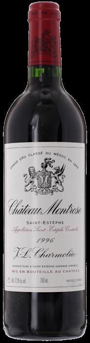 1996 CHÂTEAU MONTROSE 2ème Cru Classé Saint Estèphe, Lea & Sandeman