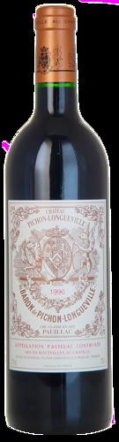 1996-CHÂTEAU-PICHON-LONGUEVILLE-BARON-2ème-Cru-Classé-Pauillac
