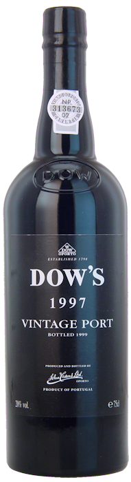 1997 DOW VINTAGE PORT, Lea & Sandeman