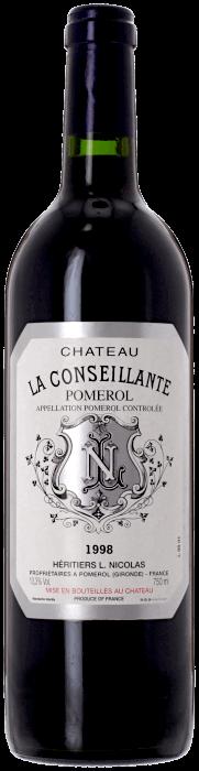 1998 CHÂTEAU LA CONSEILLANTE Pomerol, Lea & Sandeman